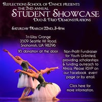 Photo taken at Reflections School Of Dance by Reflections School Of Dance on 2/18/2014
