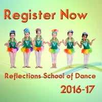 Photo taken at Reflections School Of Dance by Reflections School Of Dance on 8/30/2016