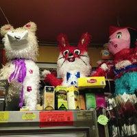Photo taken at Zaragoza Mexican Deli-Grocery by Elizabeth C. on 4/6/2013