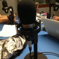 Photo taken at Genesis 98.1 FM by Alfredo S. on 5/25/2013