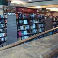 Photo taken at Barnes & Noble by Jason R. on 4/15/2013