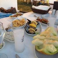 7/20/2013 tarihinde Husniye E.ziyaretçi tarafından Olta Balık Restaurant'de çekilen fotoğraf