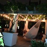7/21/2013にAyseがSky Terrace at Hudson Hotelで撮った写真