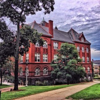 Photo taken at Science Hall by Antonio S. on 8/25/2014