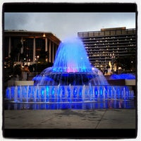 Photo taken at Grand Park by Genelle A. on 12/2/2012