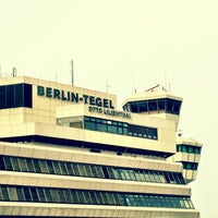 Photo taken at Berlin Tegel Otto Lilienthal Airport (TXL) by Onur K. on 5/3/2013