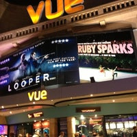 Photo taken at Vue Cinema by Peter P. on 10/12/2012
