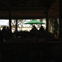 Photo taken at Restaurante Frutos d'agua by Milene R. on 10/13/2012