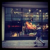Photo taken at Boekhandel Van Piere by Roel C. on 11/24/2012