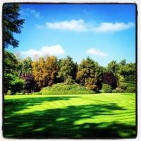 Photo taken at De tuin van VION by Roel C. on 9/27/2013