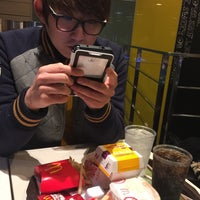 Photo taken at McDonald's by Young-Han K. on 2/16/2015