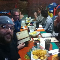 Photo taken at Cazadorez Mexican Grill by Josh on 10/30/2012