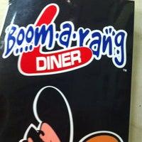 Photo taken at Boomerang's by Josh on 9/27/2012