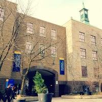 Photo taken at Ryerson University by Moy💕 on 4/19/2013