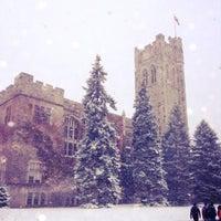 Photo taken at Western University by Moy💕 on 11/12/2013