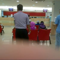 Photo taken at CIMB Bank by Chotberries on 1/2/2013
