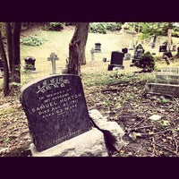 Photo taken at St. James' Crematorium and Cemetery by Robert on 9/26/2012