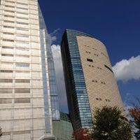 Photo taken at Osaka Museum of History by architect 0. on 11/14/2012