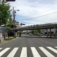 Photo taken at Ashiharabashi Station by architect 0. on 7/19/2013