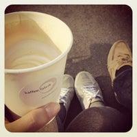 Das Foto wurde bei Kaffeefabrik von Any am 9/25/2012 aufgenommen