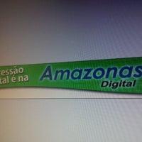 Photo taken at Amazonas Digital by Helena S. on 8/7/2013