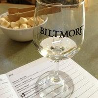 Photo taken at Biltmore Estate Winery by Oksana M. on 1/20/2013