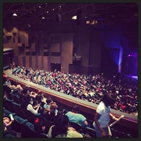 Photo taken at The Music Hall at Fair Park by Ester C. on 3/15/2013