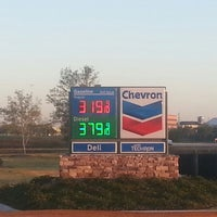Photo taken at Chevron by Bump J. on 10/31/2012