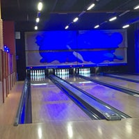 Photo taken at Funky Park & Bowling by Said T. on 4/9/2018
