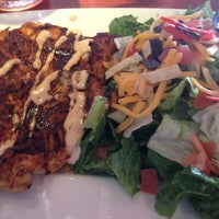 Photo taken at Red Robin Gourmet Burgers by Angela S. on 1/22/2013