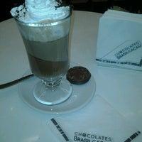 Photo taken at Chocolates Brasil Cacau by Francine H. on 6/10/2014