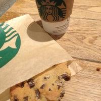 Photo taken at Starbucks by Eduarda C. on 9/28/2012