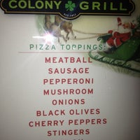 Photo taken at Colony Grill by Divina & Eddy R. on 11/25/2012