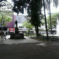 Photo taken at Largo do Riachuelo by Keuryanne G. on 11/5/2012