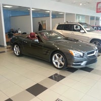 Photo taken at Mercedes-Benz of St. Clair Shores by Henry West C. on 1/31/2013