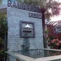 Photo taken at Ramaburin Resort by Антон К. on 1/29/2014