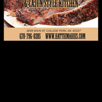 Foto tomada en Hattie Marie's Texas Style BBQ & Cajun Kitchen por ramona g. el 10/13/2016