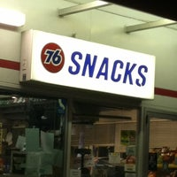 Photo taken at 76 Snacks by Lamont P. on 7/3/2013
