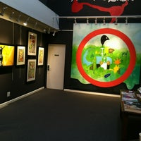 Photo taken at Franklin Bowles Gallery by Lamont P. on 3/13/2013