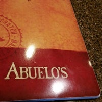 Photo taken at Abuelo's Mexican Restaurant by Reko P. on 10/21/2014