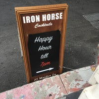 9/16/2018にSylvieがIron Horse Coffee Barで撮った写真