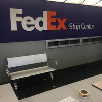 Photo taken at FedEx Ship Center by Sylvie on 4/21/2017