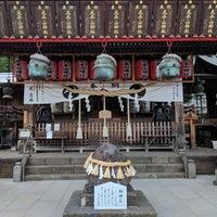 Photo taken at Ohirasanjinja Shrine by こんぶ on 4/29/2018