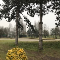 Photo taken at Cento Golf Club by Chiara on 2/4/2017