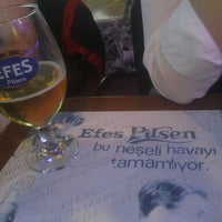 Photo taken at F-Beer Cafe & Grill by Pınar on 5/24/2013