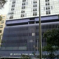 Foto tirada no(a) Hotel Dan Inn Planalto por Ney L. em 10/25/2012