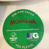 Photo taken at Churrascaria Montana Grill by Lucas S. on 4/5/2013