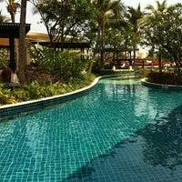 Photo taken at Sheraton Hua Hin Resort & Spa by Kat on 2/27/2013