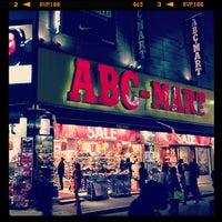 4/11/2013にLambert H.がABC-MART 渋谷センター街店で撮った写真