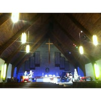 Photo taken at Neelsville Presbyterian Church by Shannon Y. on 12/24/2013